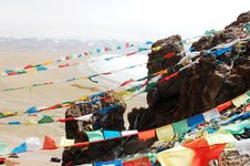 Free Landscape In Tibet Royalty Free Stock Photos - 17017668