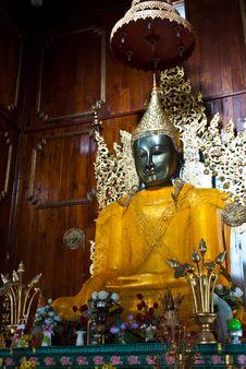 Free Buddha Statue Stock Photography - 17017782