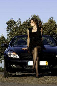 Free Beautiful Woman On A Sunny Day Stock Photo - 17018530