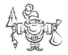 Santa Claus Image Stock Photography