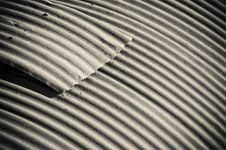 Free Corrugated Roofing Royalty Free Stock Photo - 17019125