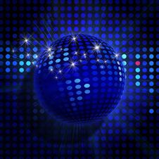 Free Disco Ball Stock Image - 17019771