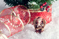 Free Christmas Decorations Royalty Free Stock Photography - 17022537