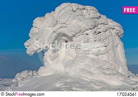 Free Winter Landscape Stock Image - 17024561