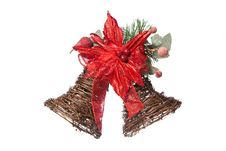 Free Decorative Christmas Bells Stock Photo - 17020140