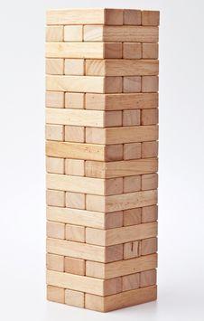 Free Wooden Toy Stock Photo - 17021290