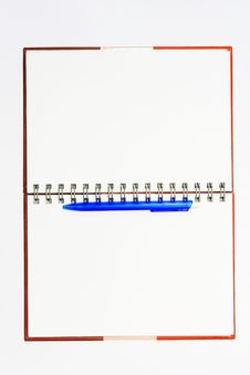 Free Notebook Paper Stock Images - 17021654