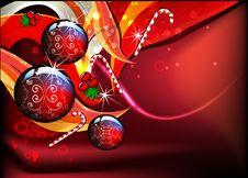 Free Christmas Background Design Stock Photo - 17021830