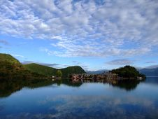 Free Lugu Lake Stock Photography - 17021862