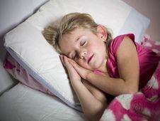 Free Young Girls Sleeps Stock Images - 17022524