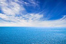 Free Sea Stock Photo - 17022670