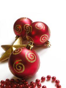 Free Christmas Decoration Stock Image - 17023261