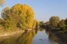 Free Agitis River In North Greece Royalty Free Stock Photos - 17024538
