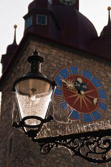 Free Lantern Tower Before Royalty Free Stock Photos - 17024618