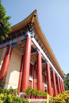 Free Retro Pavilion Stock Image - 17024771