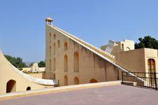 Jantar Mantar Observatory Stock Image