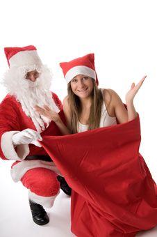 Free Santa Claus Royalty Free Stock Photos - 17025708
