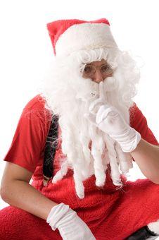 Free Santa Claus Royalty Free Stock Images - 17025819