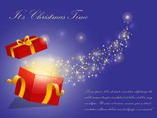 Free Christmas Vector Background Stock Photos - 17026093