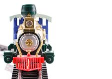 Free Toy Train Royalty Free Stock Images - 17026389