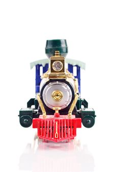 Free Toy Train Royalty Free Stock Photography - 17026397