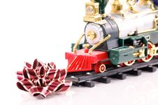 Free Holiday Train Royalty Free Stock Photography - 17026407