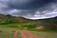 Free Beautiful Mountain Landscape Stock Photography - 17026762
