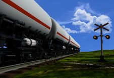 Free The Locomotive Royalty Free Stock Image - 17026816