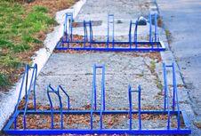 Free Bike Rack Stock Photo - 17027580
