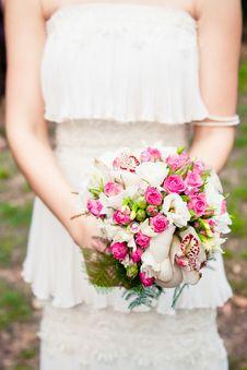 Free Wedding Bouquet Stock Image - 17027641