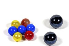 Free Marbles Royalty Free Stock Photography - 17028827