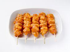 Free Thai Fastfood Royalty Free Stock Photo - 17031435