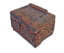 Free Wood Box Stock Photo - 17031470