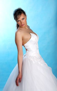Free Bride Stock Photography - 17031532