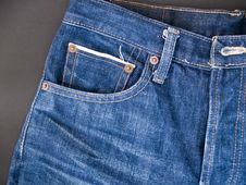 Free Bluejeans Royalty Free Stock Image - 17031596