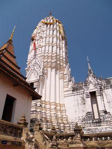 Free Pagoda Royalty Free Stock Image - 17032176