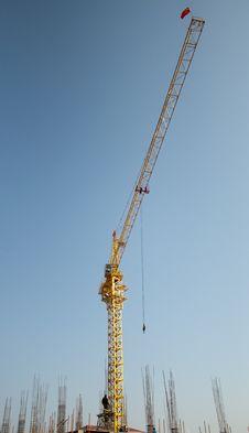 Free Crane Stock Photography - 17032192
