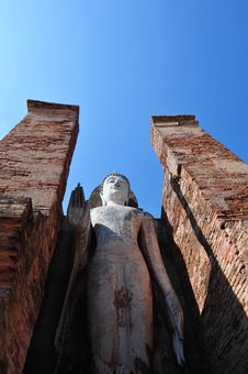 Free Sukhothai Royalty Free Stock Photography - 17032487