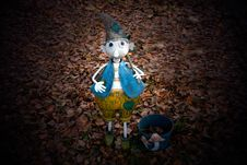 Free Autumn Decoration Stock Images - 17034104