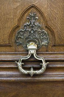 Free Old Door Detail Stock Image - 17034601