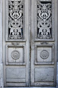 Free Old Door Stock Photos - 17034613