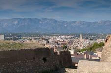 Free Fortress Of Tortosa, Spain Stock Photos - 17034703