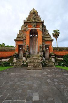 Free Bali - Taman Ayun Temple Stock Photo - 17036450