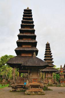 Free Bali - Taman Ayun Temple Royalty Free Stock Images - 17036769