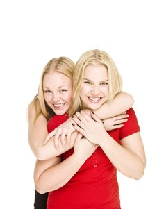 Free Bonding Girls Stock Photos - 17038013