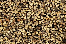 Free Pile Of Wood Stock Images - 17038984