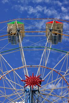 Free Ferris Wheel Stock Image - 17039531