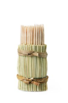 Free Wooden Toothpicks Royalty Free Stock Photography - 17039907
