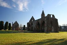 Free Fortrose Cathedral, Fortrose, Scotland Stock Photography - 17039962