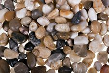 Free Different Little Stones Royalty Free Stock Image - 17040296